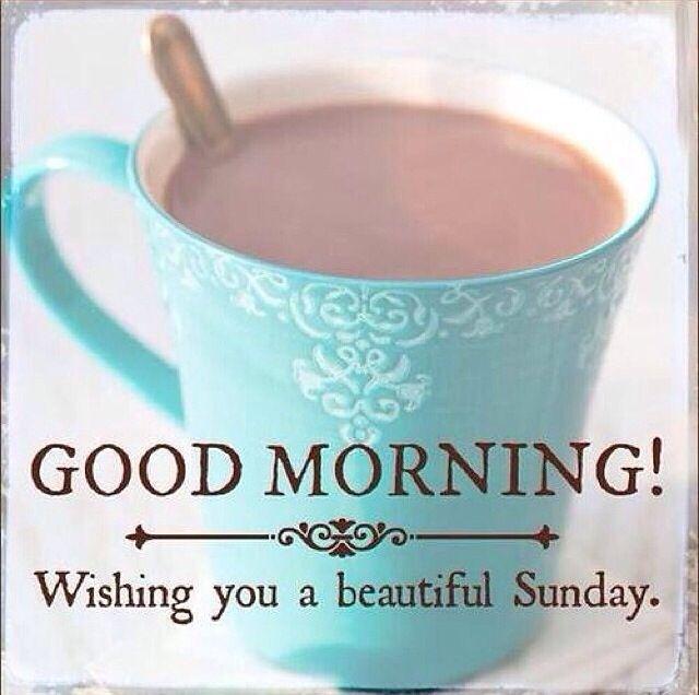 A Sunday Good Morning Message Archidev