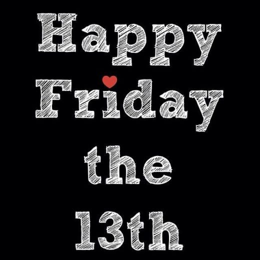friday 13th 1
