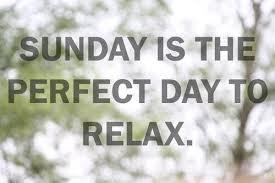 sunday relax 2