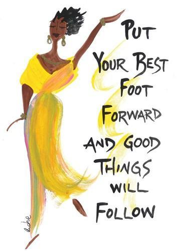 best foot forward 1