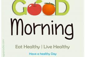 healthy week 1
