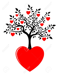 images Heart tree