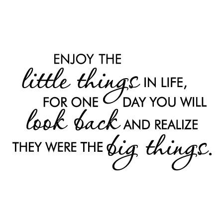 things in life 1