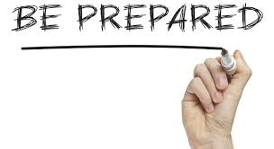 being prepared 2