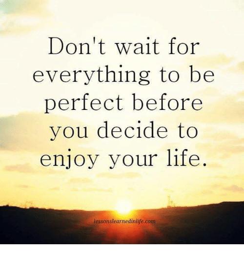 enjoy yourself 2