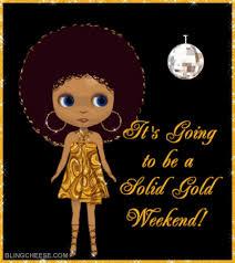 golden weekend