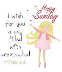miracle sunday