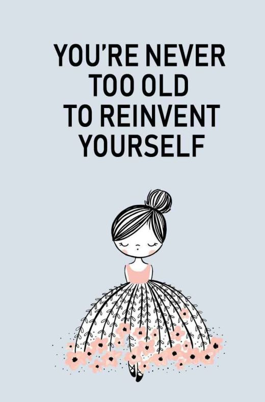 reinvent yourself 1a