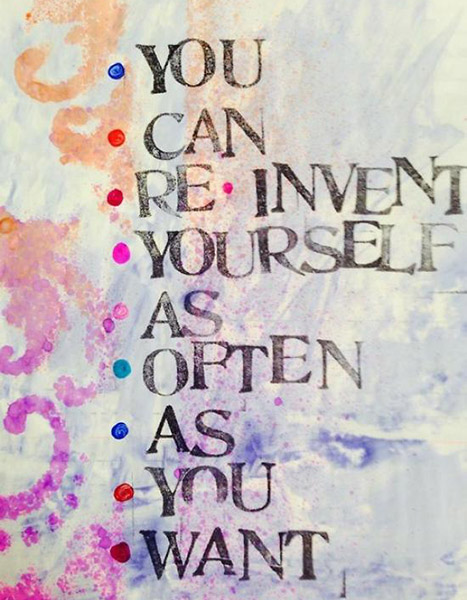 reinvent yourself 4