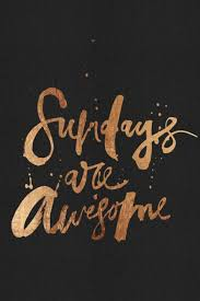 sunday awesome 2