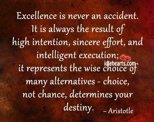 excellence 3
