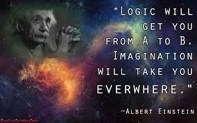 images imagination and einstein